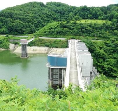 三春ダム2