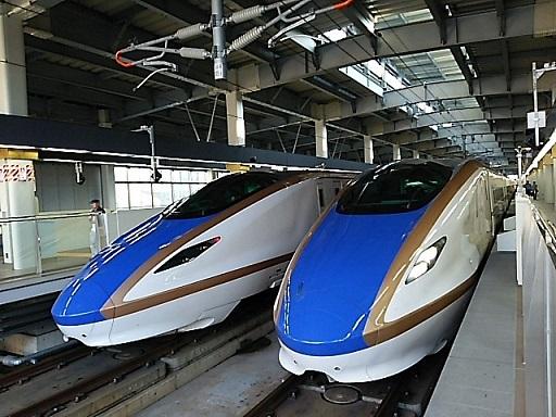 北陸新幹線25